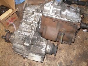 h41 transmission specs